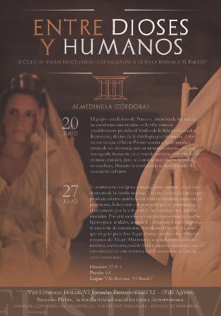 Matrimonio Romano Iustae Nuptiae : Ecomuseo del río caicena almedinilla córdoba